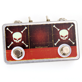 Skull Tap - Double Tap Controller with Polarity Switches