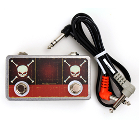 Skull Tap - Double Tap Controller with TRS Cable